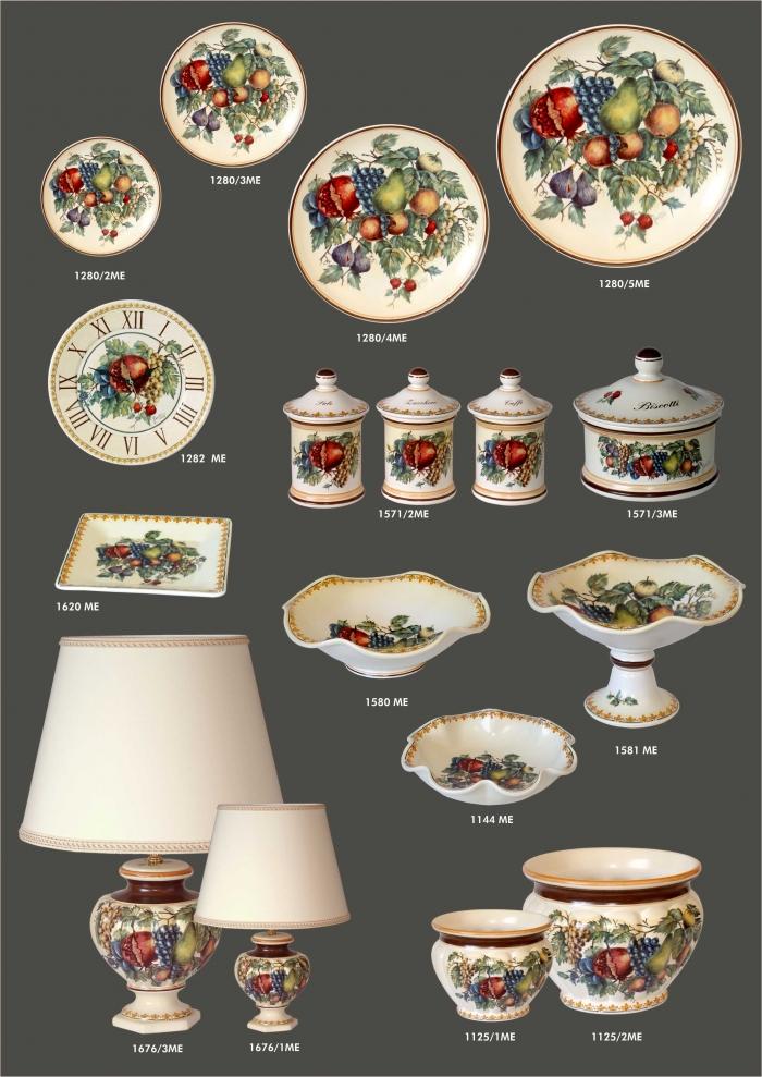 Ceramiche d\'arredamento e per la tavola :: Facciolini ::